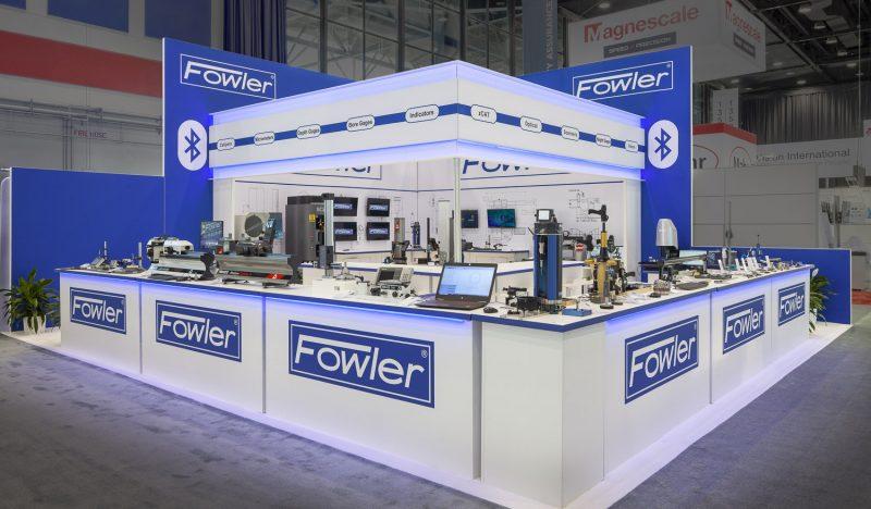 Fowler Customized exhibit